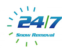 24/7 Snow & Ice Management Snow Plowing Services